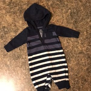 George Brand 0-3 months suit